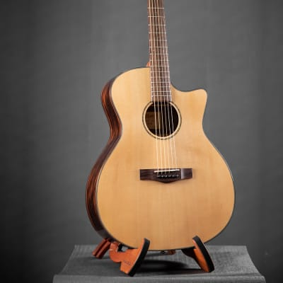 St. Matthew GA-3 Auditorium Acoustic Guitar Natural for sale
