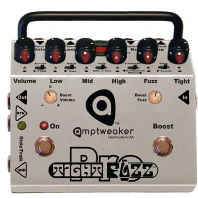 Amptweaker TightFuzz Pro Distortion Pedal (Used/Mint)