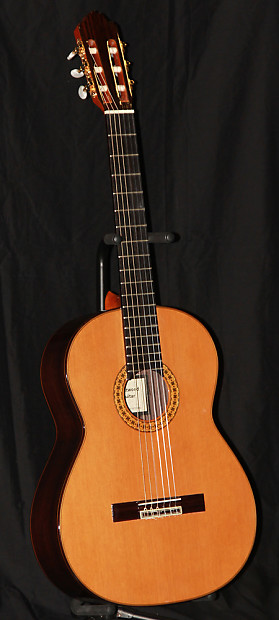westwood esteva artesano classical acoustic guitar cedar reverb. Black Bedroom Furniture Sets. Home Design Ideas