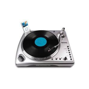 Numark TTI USB Phonograph Turntable with iPod iDock and USB