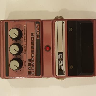 DOD FX-82 Bass Compressor for sale