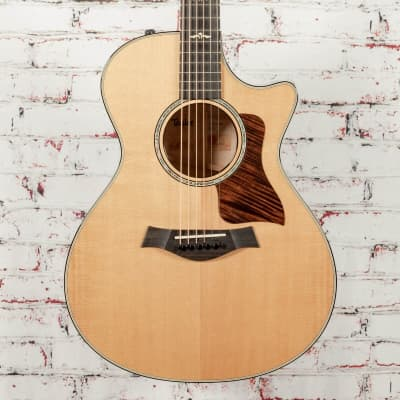 Taylor 612ce V-Class Acoustic Electric Guitar x1126 for sale