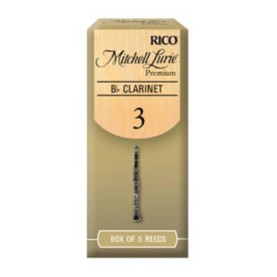 Mitchell Lurie Premium - Bb Clarinet #3.0 - 5 Box