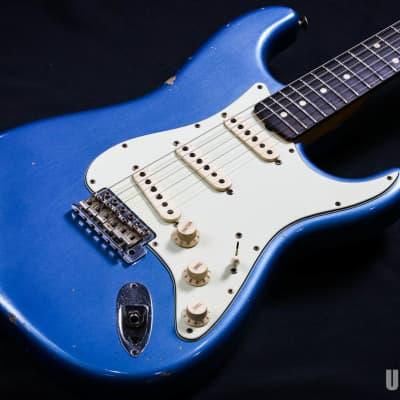 Fender Custom Shop  62 Stratocaster Relic 2016 for sale