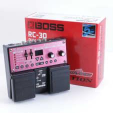 Boss RC-30 Loop Station Looper Guitar Effects Pedal P-05479