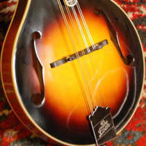 The Loar LM-300 Mandolin 2010s Vintage Sunburst image