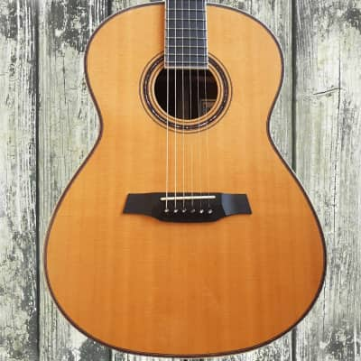 C Fox - H Sonoma - OM DLX  -  Cocobolo Spruce Acoustic Guitar for sale