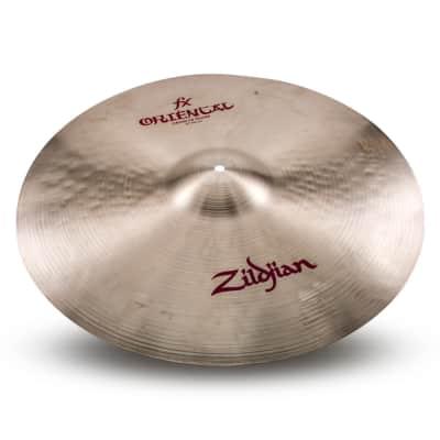 "Zildjian 22"" FX Oriental Crash of Doom Cymbal"