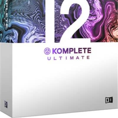 Native Instruments Komplete 12 Ultimate Upgrade From Komplete 8 to 11