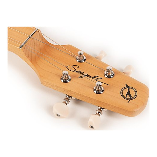 seagull 039227 merlin m4 natural spruce dulcimer guitar reverb. Black Bedroom Furniture Sets. Home Design Ideas