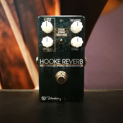 Keeley Hooke - Spring Reverb