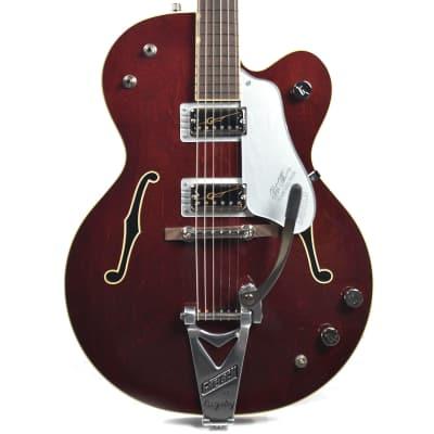 Gretsch G6119-62GE Golden Era Edition 1962 Chet Atkins Tennessee Rose Dark Cherry Stain