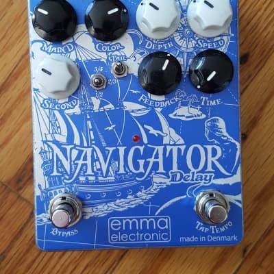 EMMA Electronic Navigator Delay