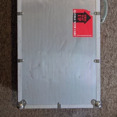 Warwick Rockcase RC 20605A Aluminium Bass Guitar Flight Case