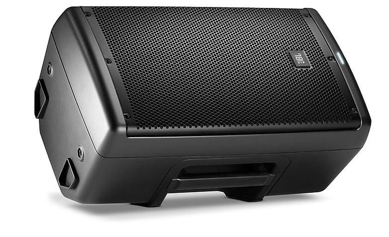 "JBL EON610 Portable 10"" 2-Way Karaoke Setup w/ Shure PGA58XLR & Cables  2019"