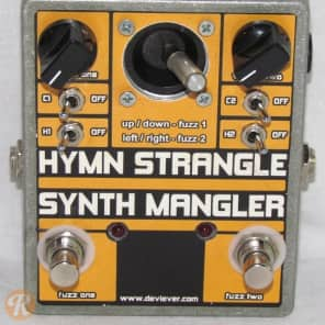Devi Ever : FX Hymn Strangle Synth Mangler