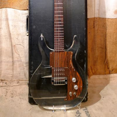 Ampeg Dan Armstrong Lucite Guitar 1970 Natural for sale
