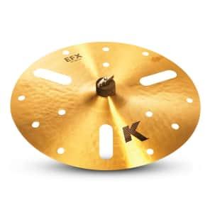 "Zildjian 18"" K Series EFX Crash Cymbal"