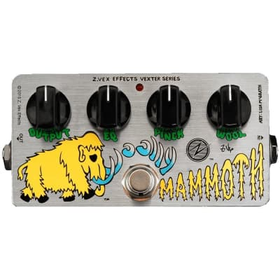 Zvex Woolly Mammoth Vexter