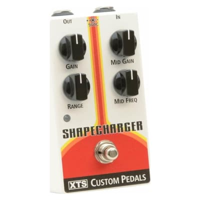 XTS Shapecharger Multi-Function Boost Effects Pedal