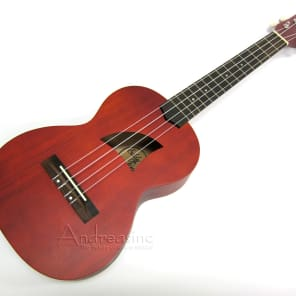 Eddy Finn Tenor Ukulele w/ Aquila Strings for sale