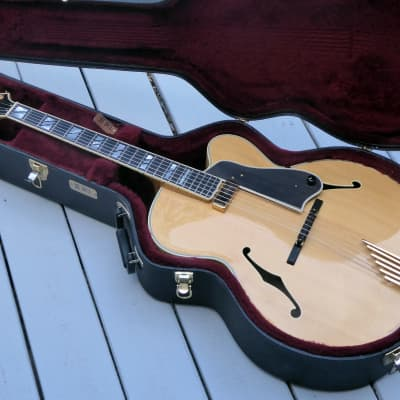 2003 Triggs San Salvador Carved Spruce Top Flamed Maple Sides Back & Neck Excellent Condition w/Case for sale