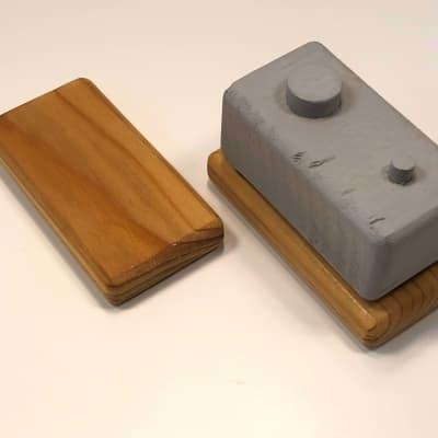 Stomp Riser Mini 2 Pack - Western Cedar by KYHBPB - Available Now!