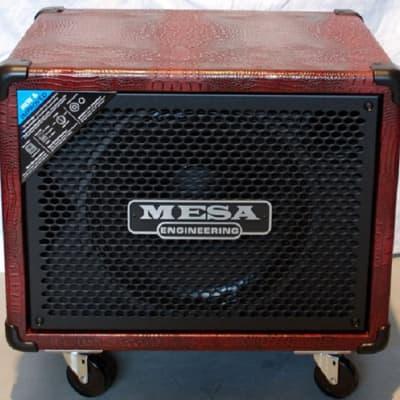 Mesa Boogie Boogie Powerhouse 1x15 Wine Croco DEMO for sale
