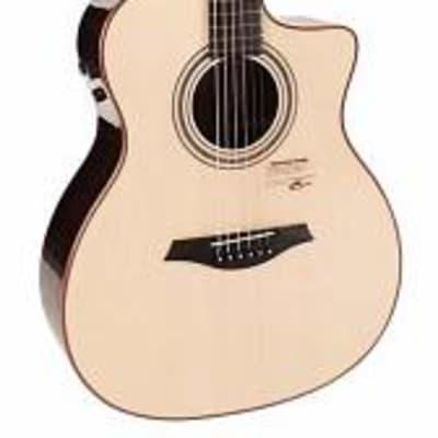 mayson emerald chitarra acustica marquis elettrificata limi... for sale