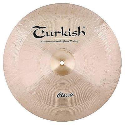 "Turkish Cymbals 18"" Classic China"