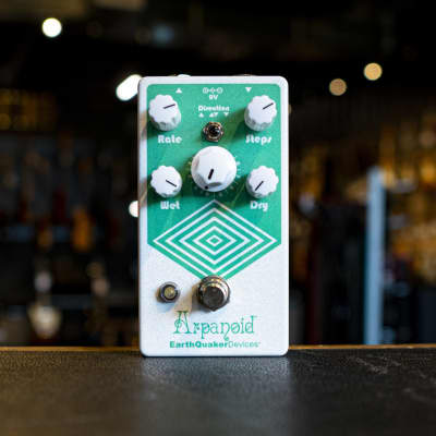 EarthQuaker Devices Arpanoid V2 Polyphonic Pitch Arpeggiator Pedal for sale