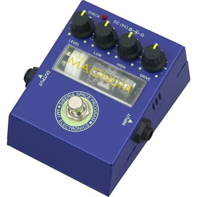 Pedal AMT Electronics Tube Magnum Distortion