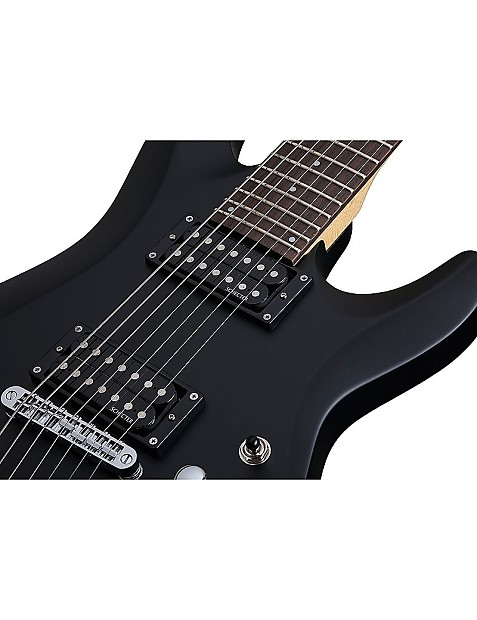 schecter guitar research c 7 deluxe electric guitar satin reverb. Black Bedroom Furniture Sets. Home Design Ideas