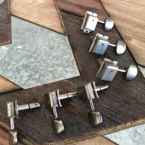 Real Life Relics/ Gotoh  Locking Vintage Tuners Aged Nickel