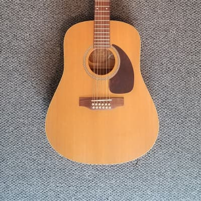 Seagull 12S+ 12 String Acoustic 2001 With Hardshell Case