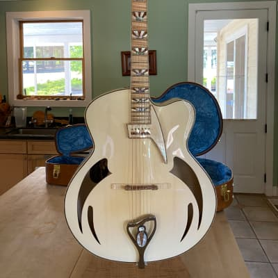 Custom Otto D'Ambrosio Archtop Guitar for sale