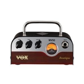 Vox MV50 Boutique Compact 50-Watt Guitar Head