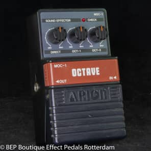 Arion MOC-1 Octave s/n 056077 mid 80's Japan for sale