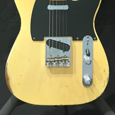 Fender Custom Shop 51' Nocaster Relic  2018 Faded Nocaster Blonde for sale