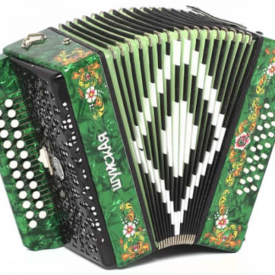 SZ32XL-C-GR Harmonica 25x25-III-2, Harmonica Shuya