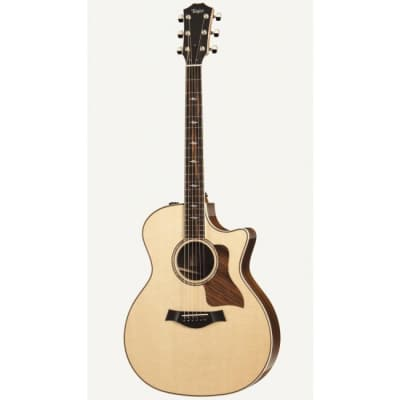 Taylor Taylor 814CE Electro-Acoustic Guitar Natural for sale
