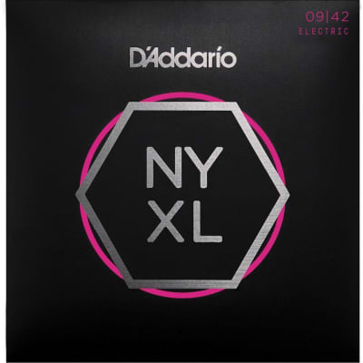 D'Addario NYXL Electric Strings - 9-42
