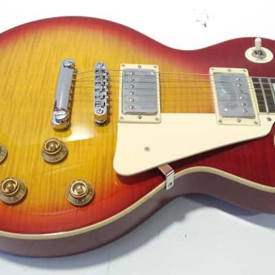 Fernandes Burny Rlg-85 HB Guitar Honey Burst Fernandes Made in Japan MIJ for sale
