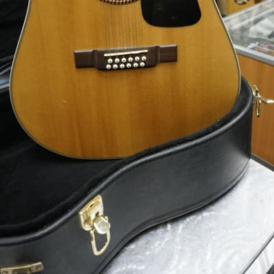 Washburn  D10S  Natural for sale