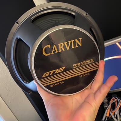 Carvin  GT12 100 watt 16ohm