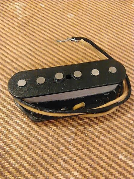 Fender Texas Special Bridge Pickup Custom Shop Reverb