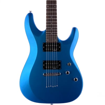Schecter C-6 Deluxe - Satin Metallic Light Blue