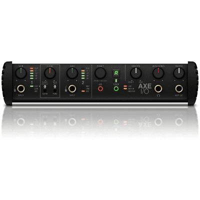 IK Multimedia AXE I/O USB Audio Interface