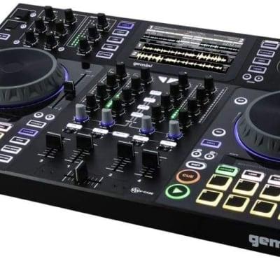 Gemini - SDJ-4000 - Professional Dual Deck USB Media DJ Player