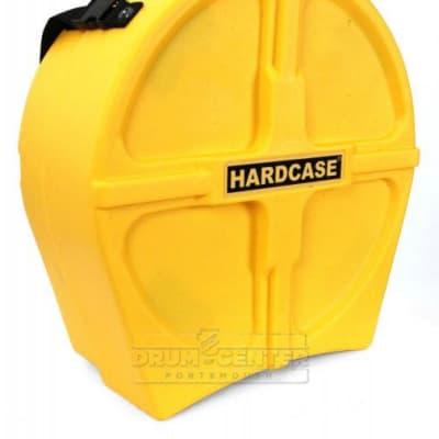 "Hardcase Snare Drum Case 14"" Yellow"